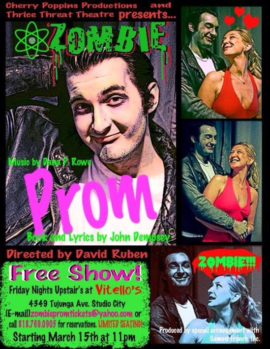 Zombie Prom Promo